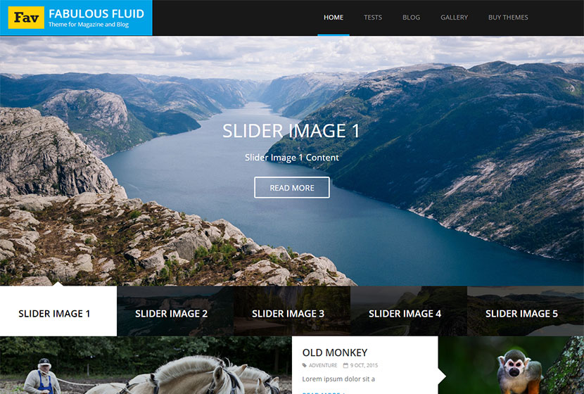 fabulous-fluid-free-wordpress-theme