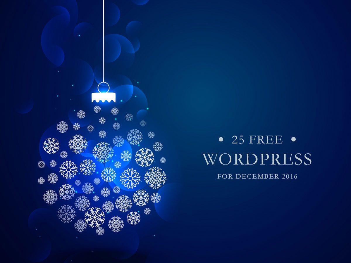 25-free-wordpress-themes-for-december-2016-choose-your-best-one
