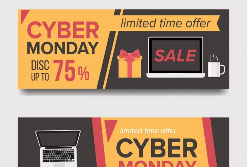 cyber-monday-banners-design-free-vector1