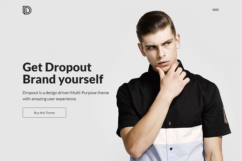 dropout-creative-multi-purpose-theme