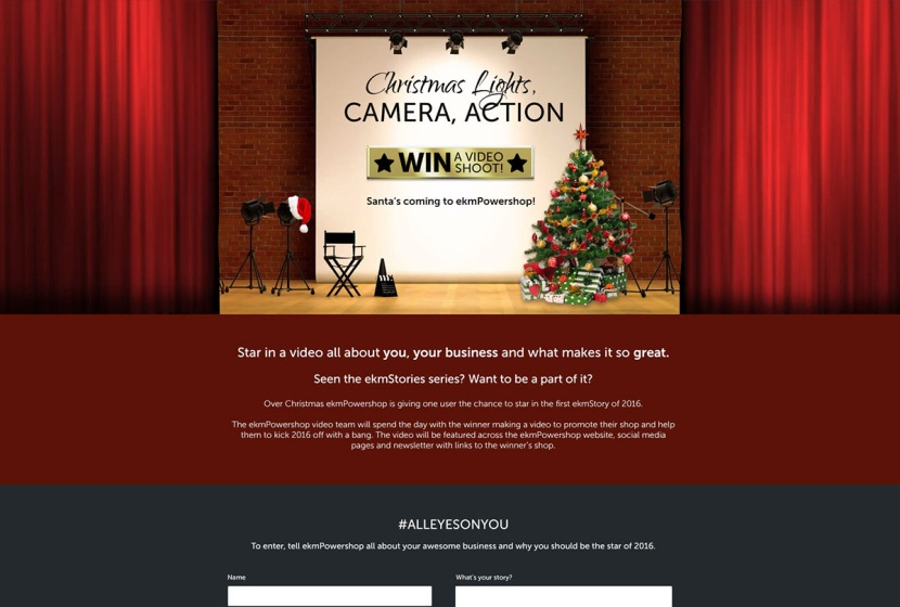 seasonal-competition-landing-pages