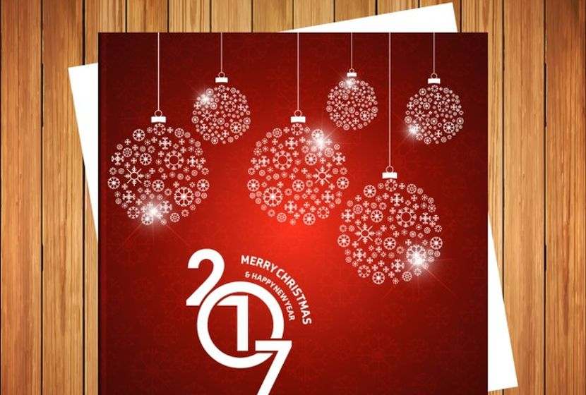 christmas-red-invitation-card-free-vector