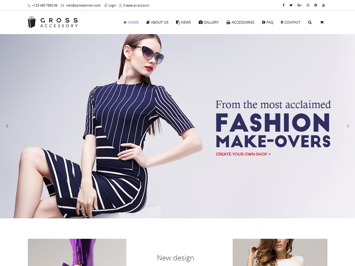 Retail WordPress Templates – The Best Ones