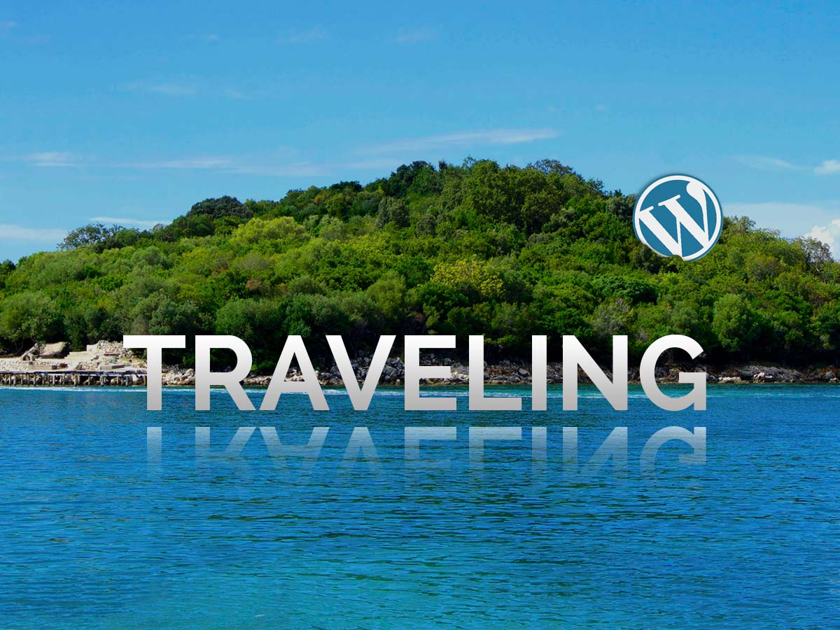Traveling WordPress Themes - Top 15