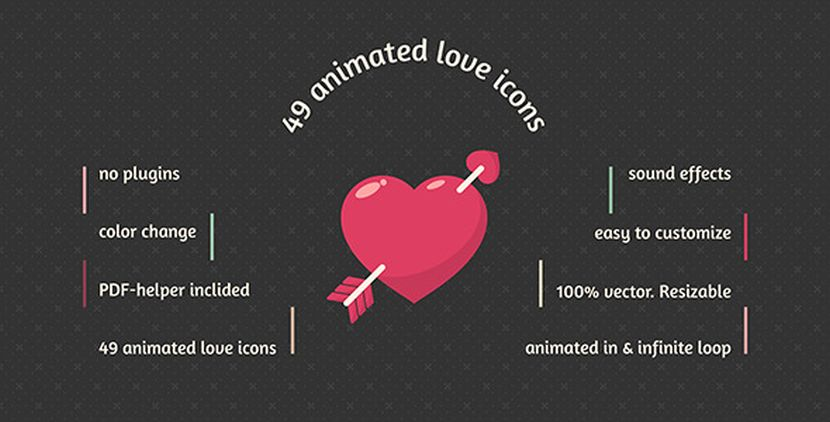 Spectacular Valentine S Day Animations Cartoons Icons And Patterns
