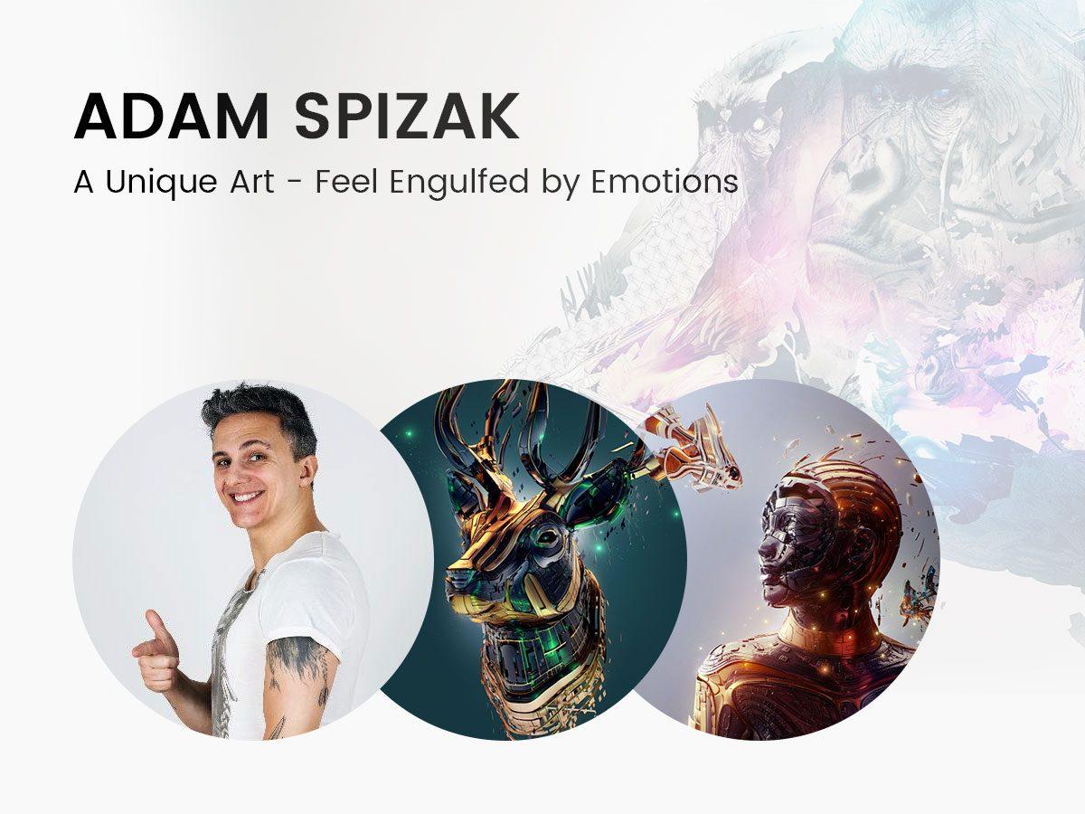 "Interview Adam Spizak - ""It can be a hard job. Make sure you enjoy it!"""