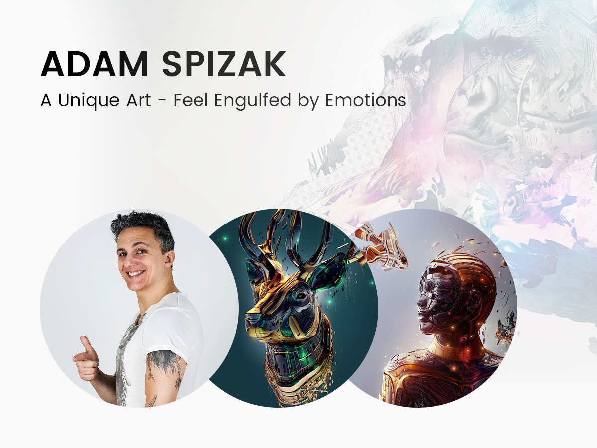 "Interview Adam Spizak - ""It can be a hard job. Make sure you enjoy it!"""