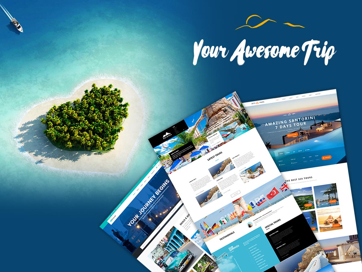 Tour and Travel Agency WordPress Themes  Best Ones  WP Daddy