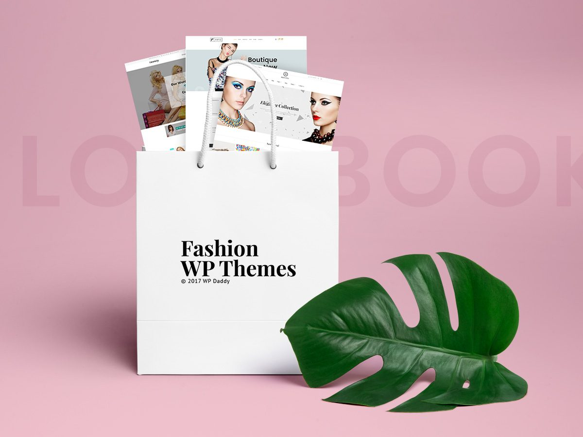 Fashion and Style WordPress Themes for 2017