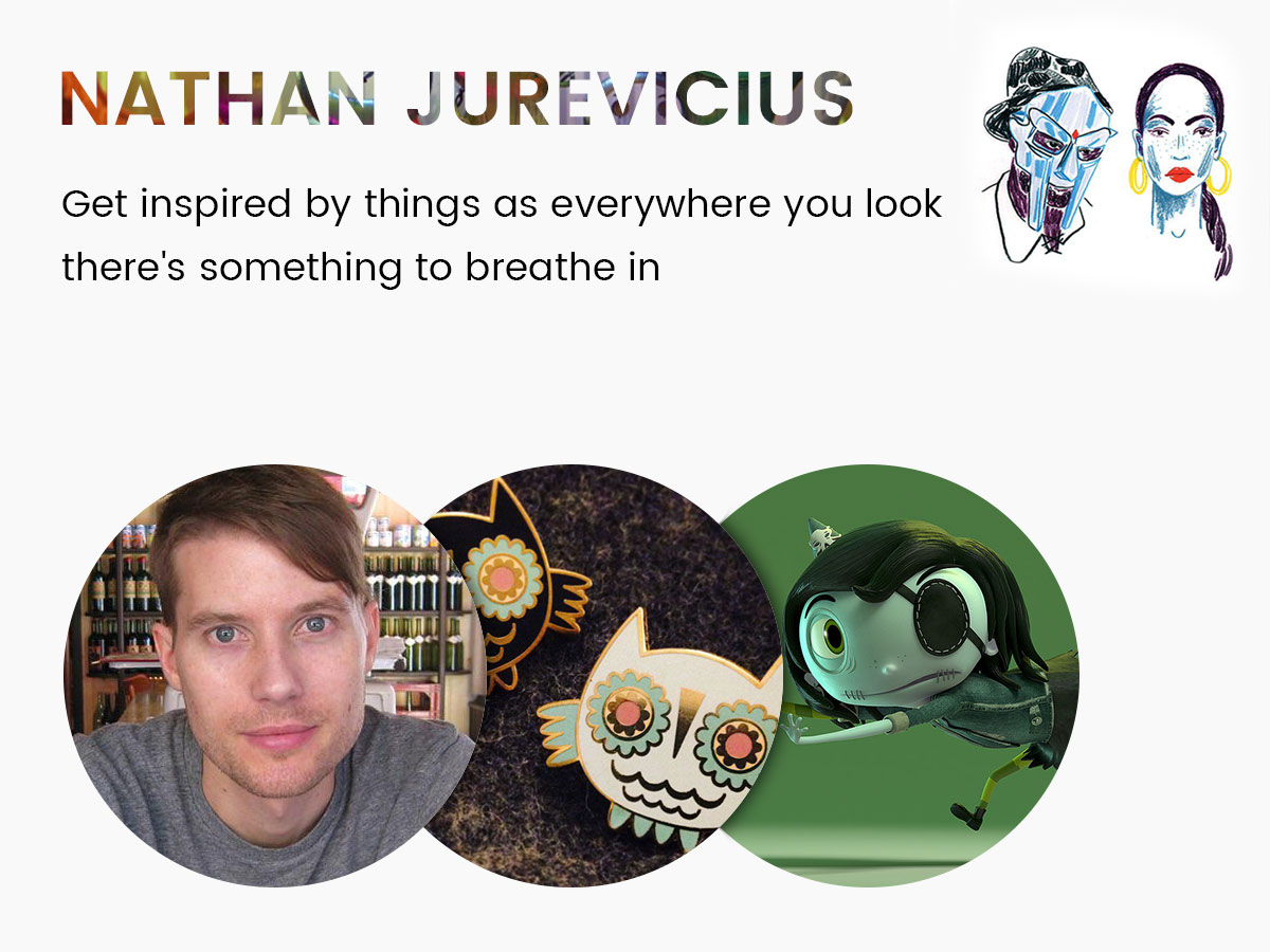 Interview Nathan Jurevicius - a Multi-Disciplined Artist from Australia