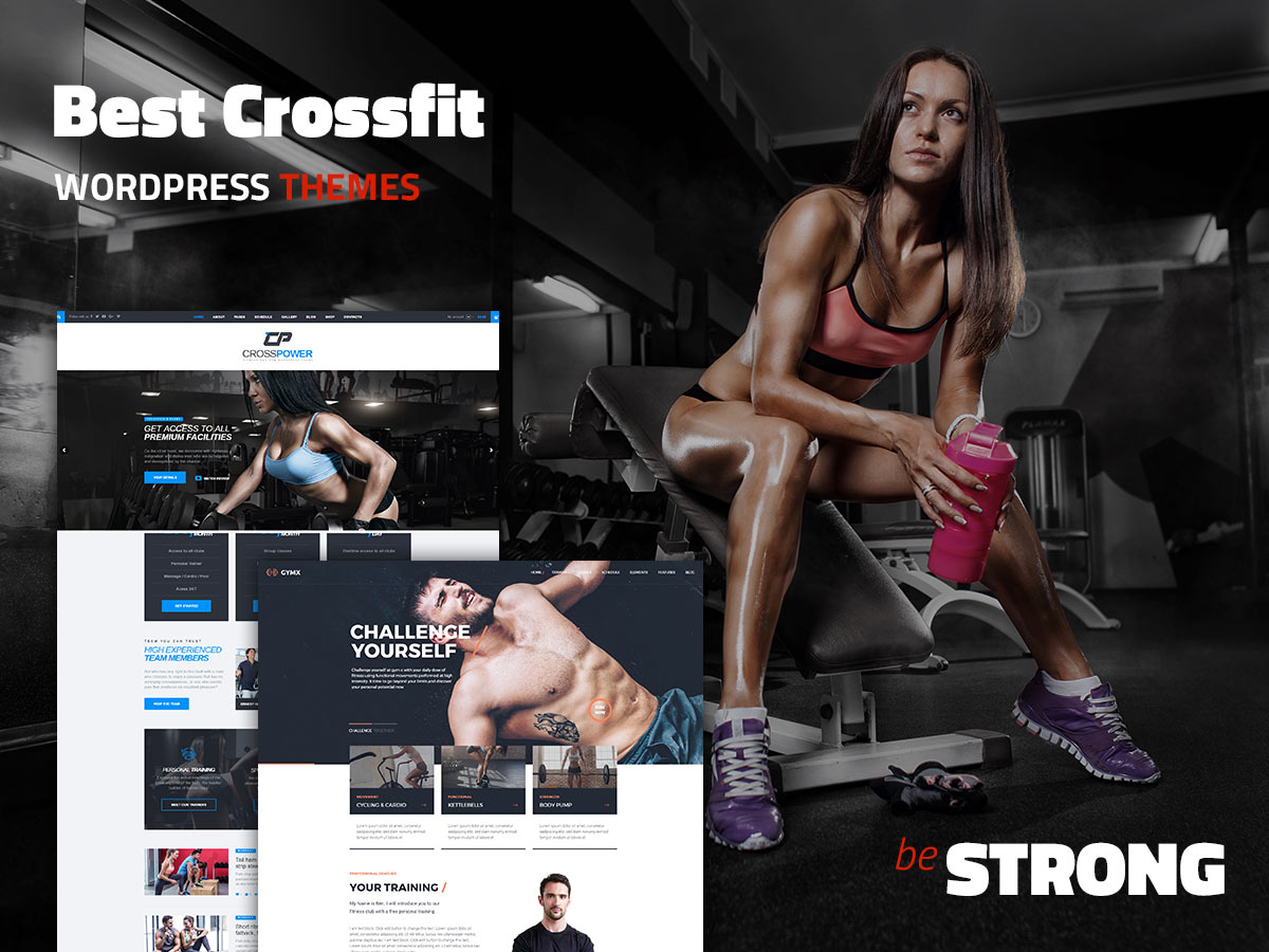 The Best Crossfit WordPress Themes for March 2017