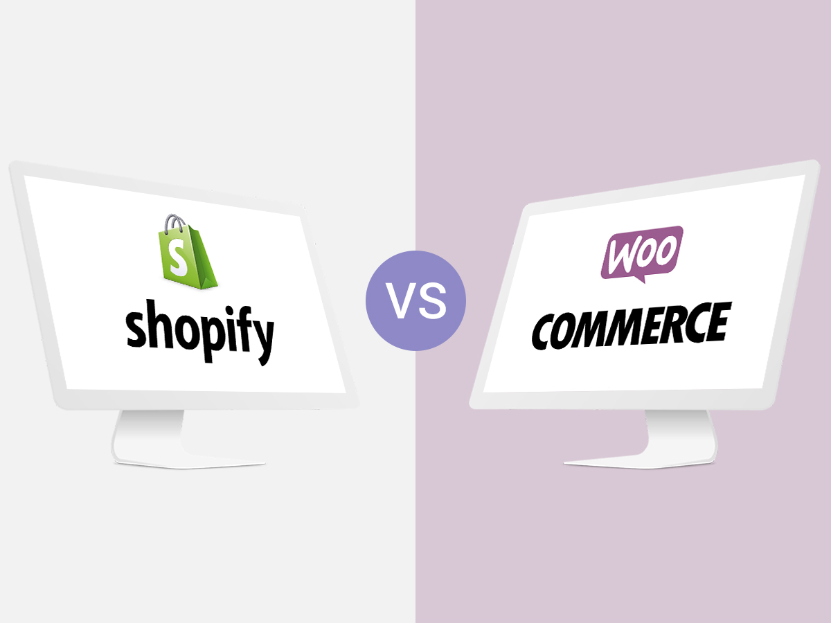 WooCommerce vs Shopify - Choose the Best eCommerce Solution for Your Website