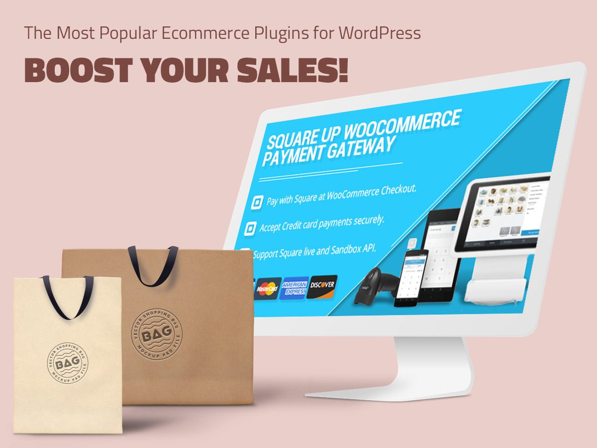 The Most Popular eCommerce Plugins for WordPress - Boost Your Sales Today! (Part 1)