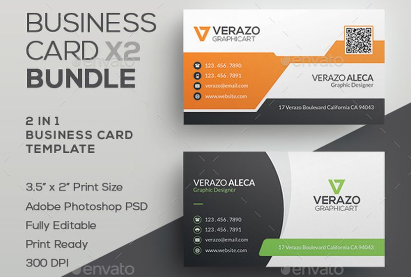40 graphics items 2017 business cards fonts wp daddy a great business card templates collection including 35 clean and creative corporate card designs you can edit the color scheme up to your needs fbccfo
