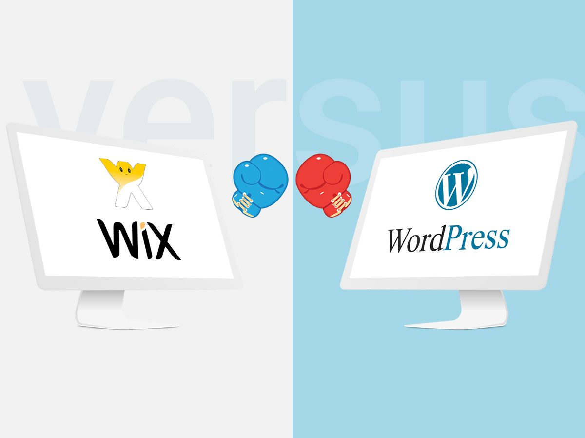 Wix vs WordPress – Battle in 3 Rounds – Choose Your Best Solution!