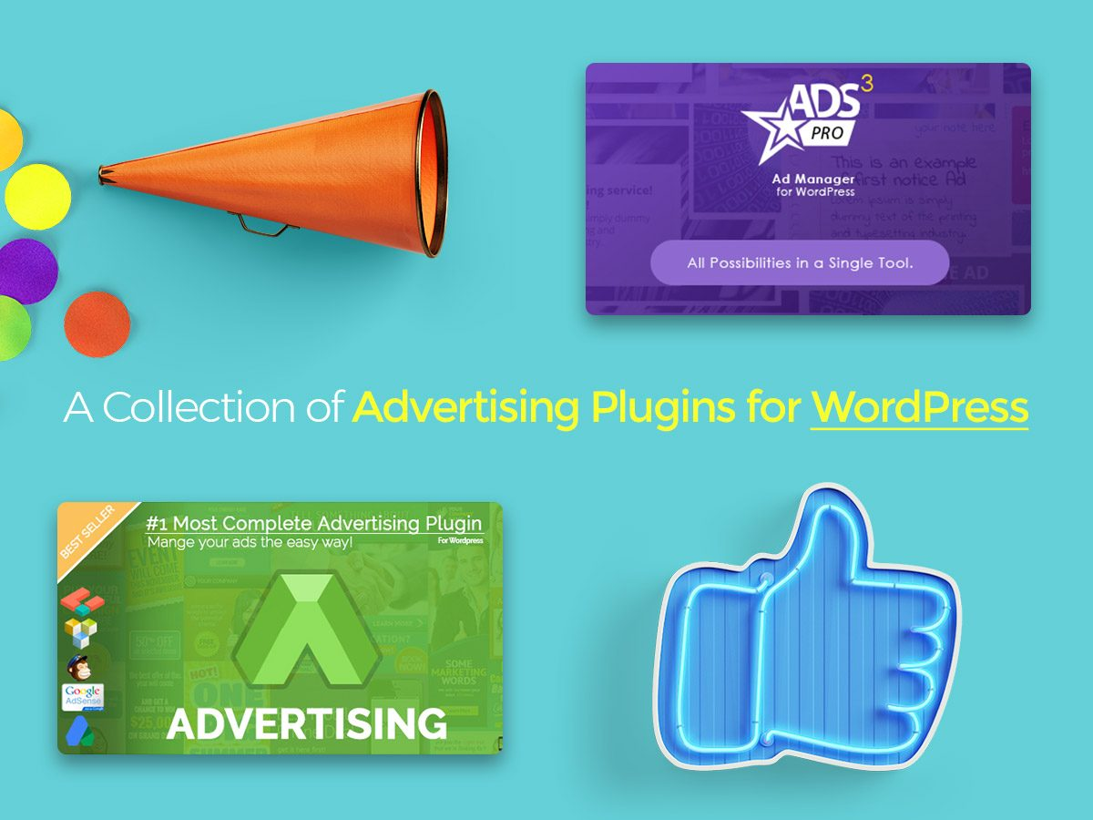 A Collection of Advertising Plugins for WordPress (Part 1)
