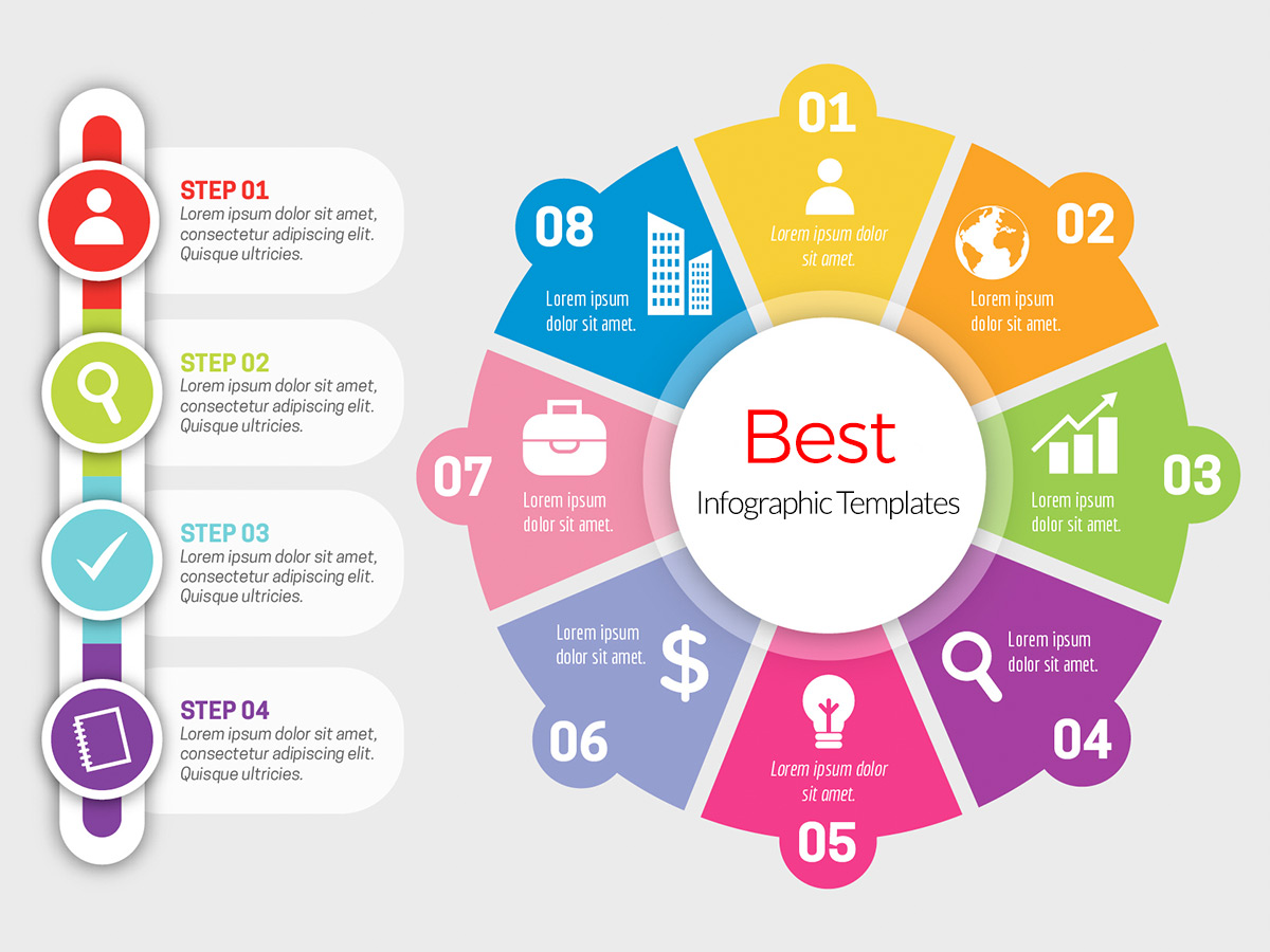 Best Infographic Templates to Greatly Present Your Research Results