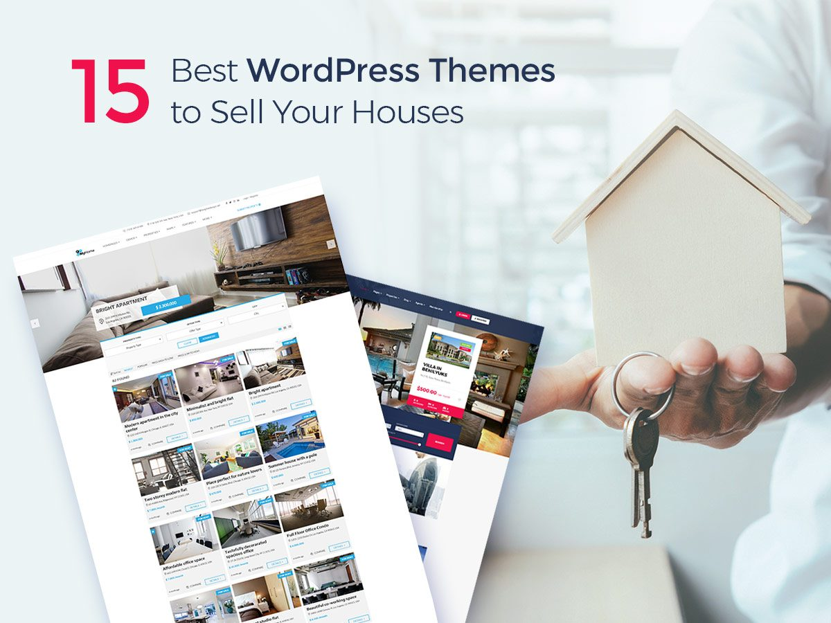 15 Best WordPress Themes to Sell Your Houses and Property