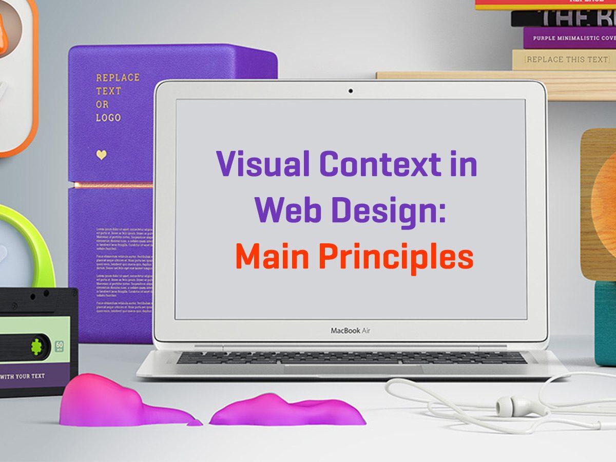 Visual Context in Web Design_Main Principles