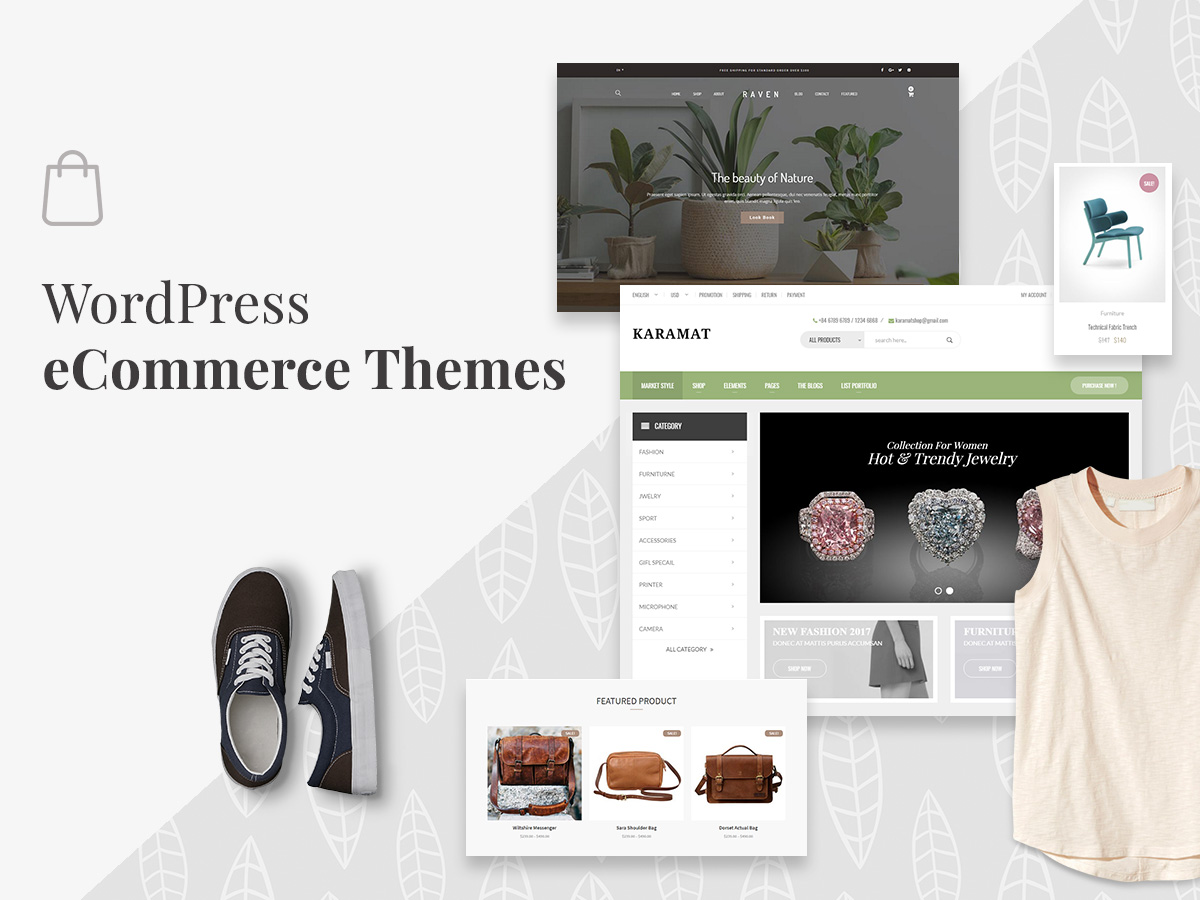 WordPress eCommerce Themes for September_2017