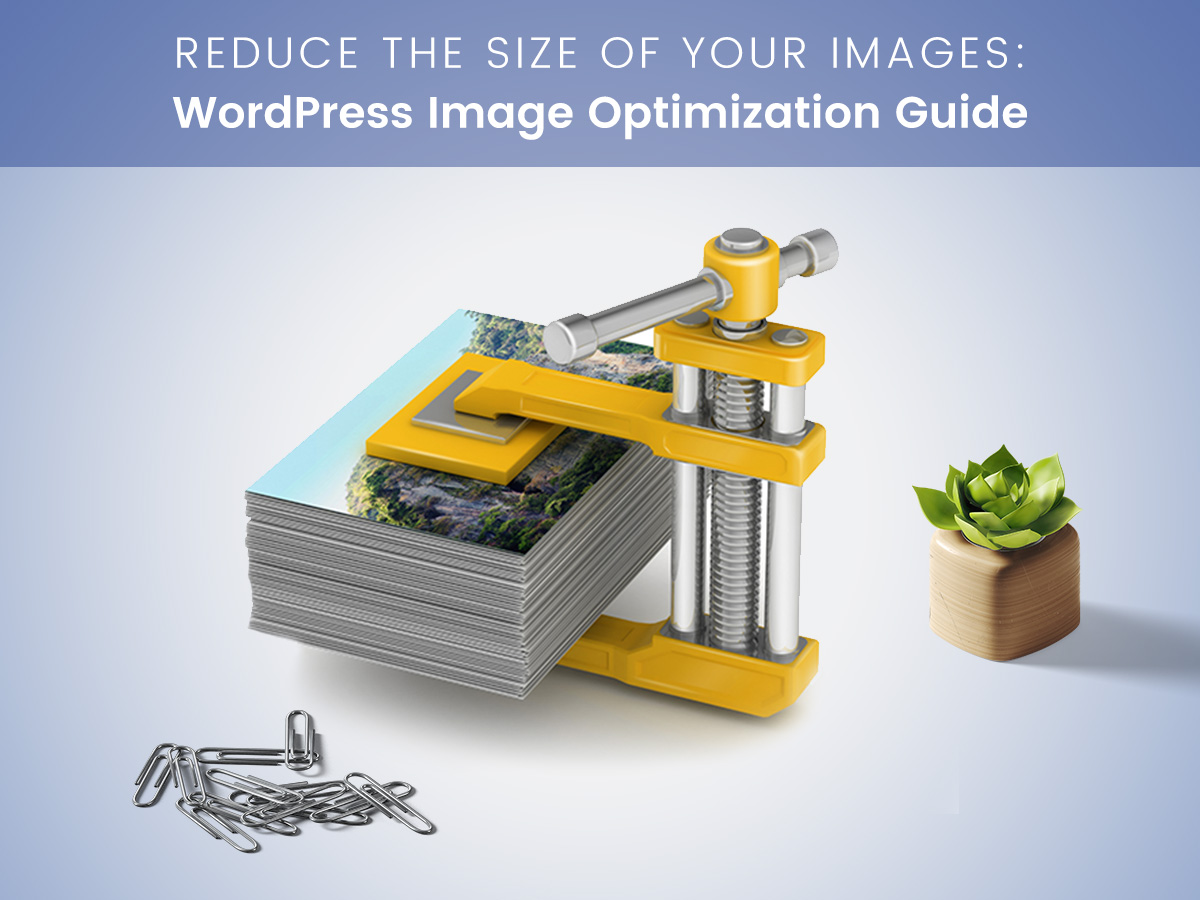 Reduce the Size Of Your Images WordPress Image Optimization Guide