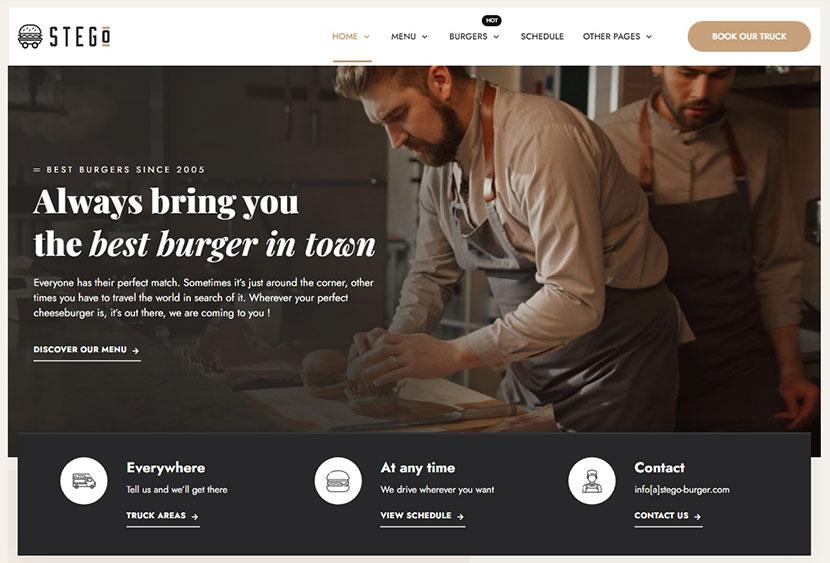 Stego---Food-Truck-&-Restaurant-Theme