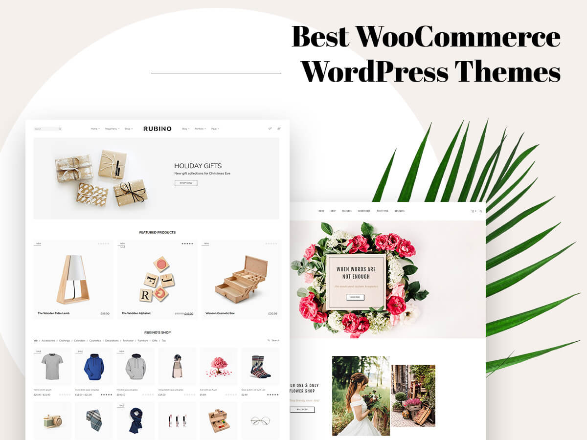 Best WooCommerce WordPress Themes 2017