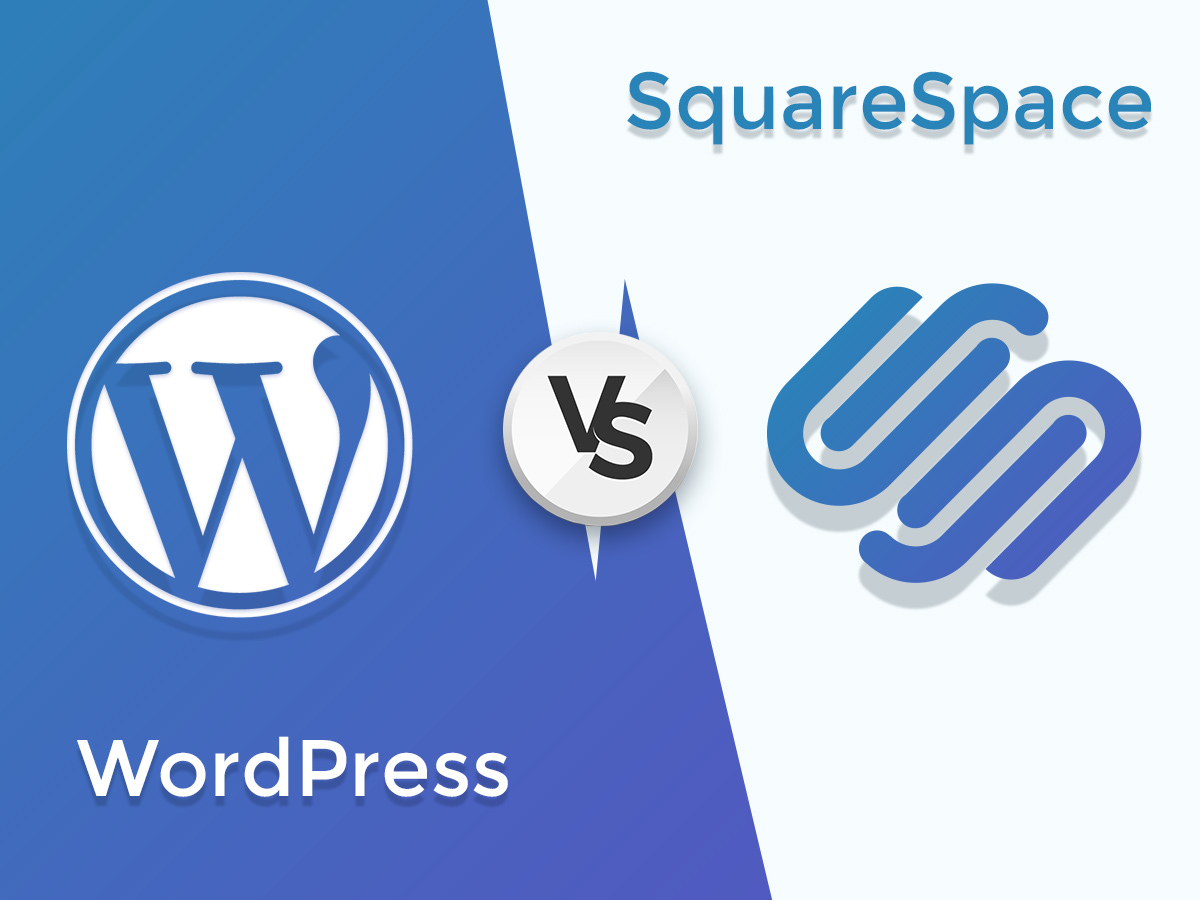 SquareSpace vs WordPress - Choose the Best Website Builder in 2017