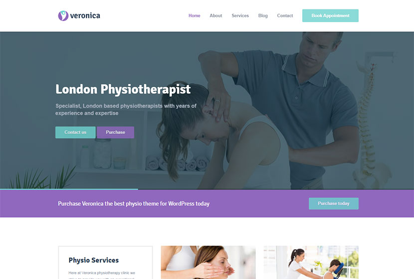 Medical and Healthcare WordPress Themes - WP Daddy