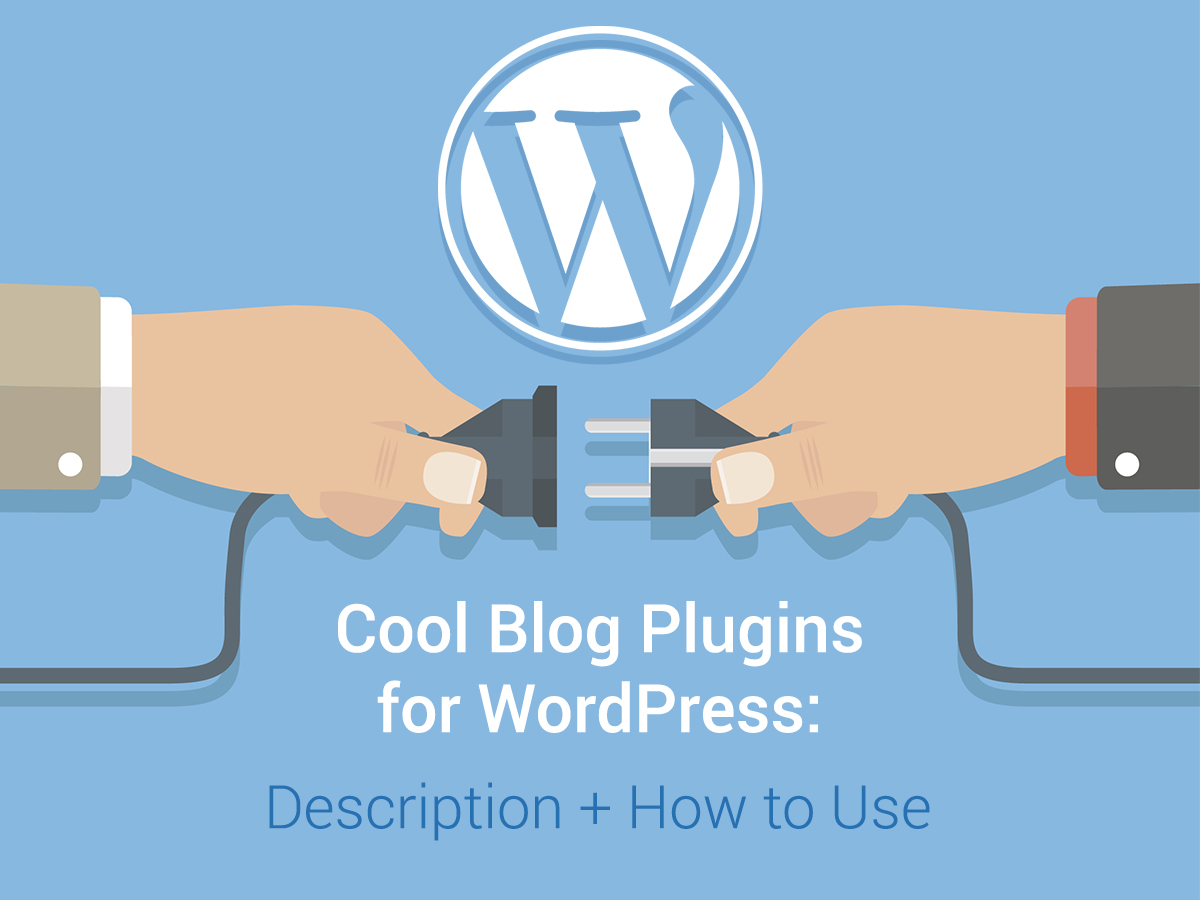 Cool Blog Plugins for WordPress Description + How to Use