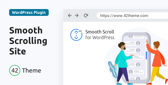 Smooth Scroll for WordPress — Site Scrolling without Jerky and Clunky Effects