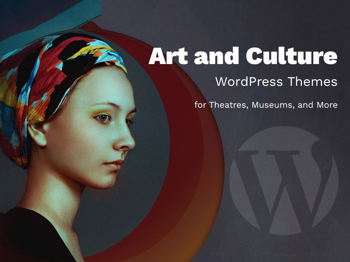 Art and Culture WordPress Themes for Theatres, Museums, and More