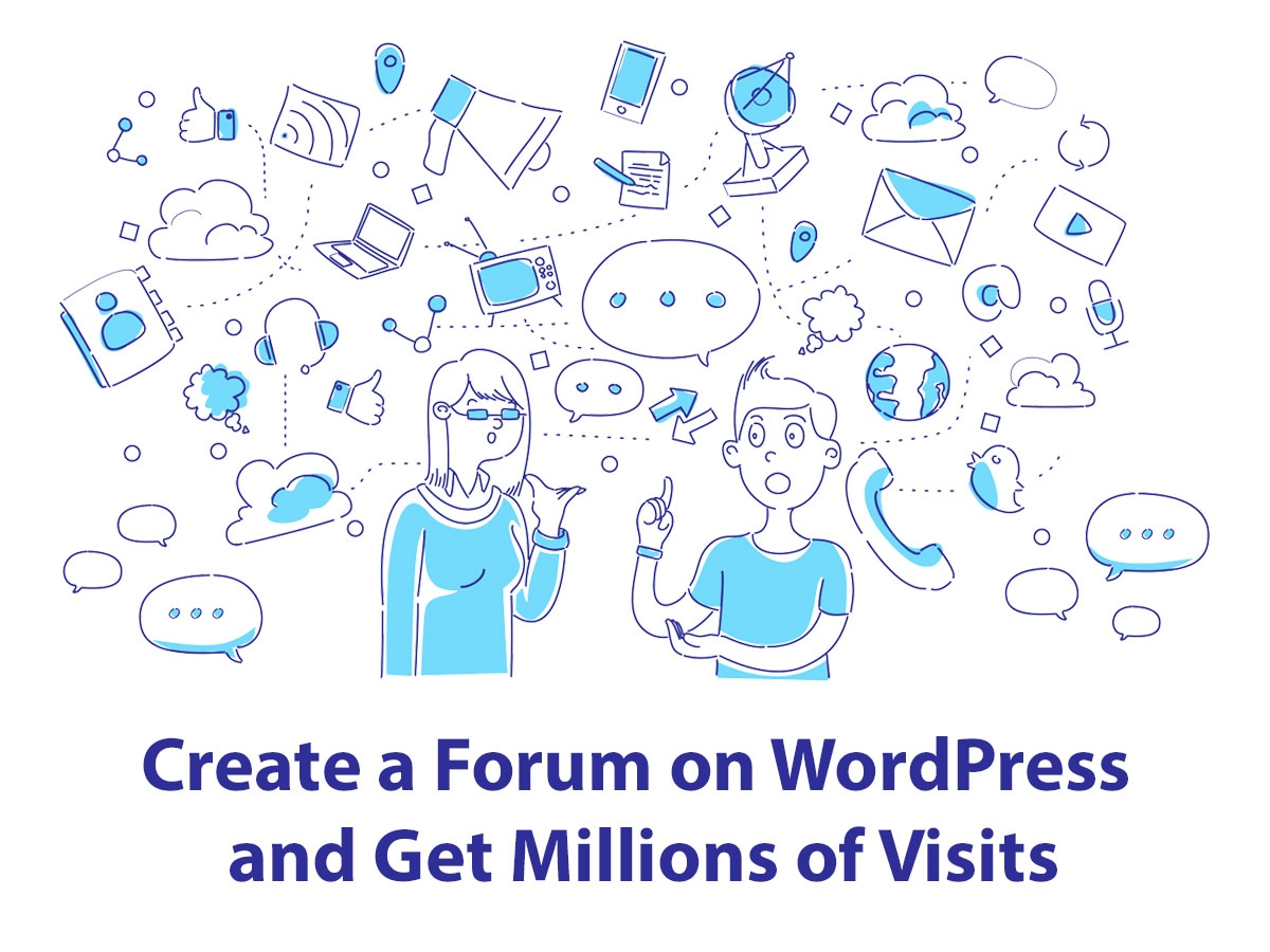 Create-a-Forum-on-WordPress-and-Get-Millions-of-Visits
