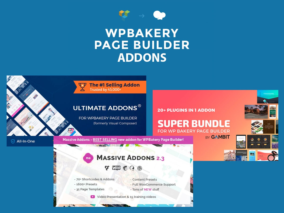 Wpbakery Page Templates