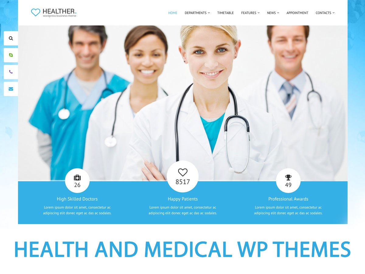Health-and-Medical-WordPress-Themes-for-Private-Clinics-and-Public-Hospitals