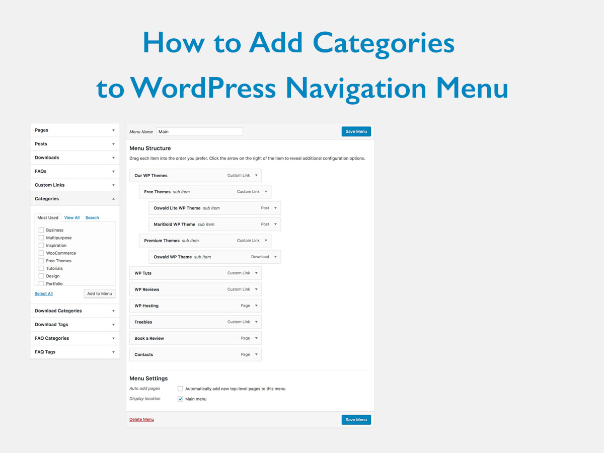How-to-Add-Categories-to-WordPress-Navigation-Menu