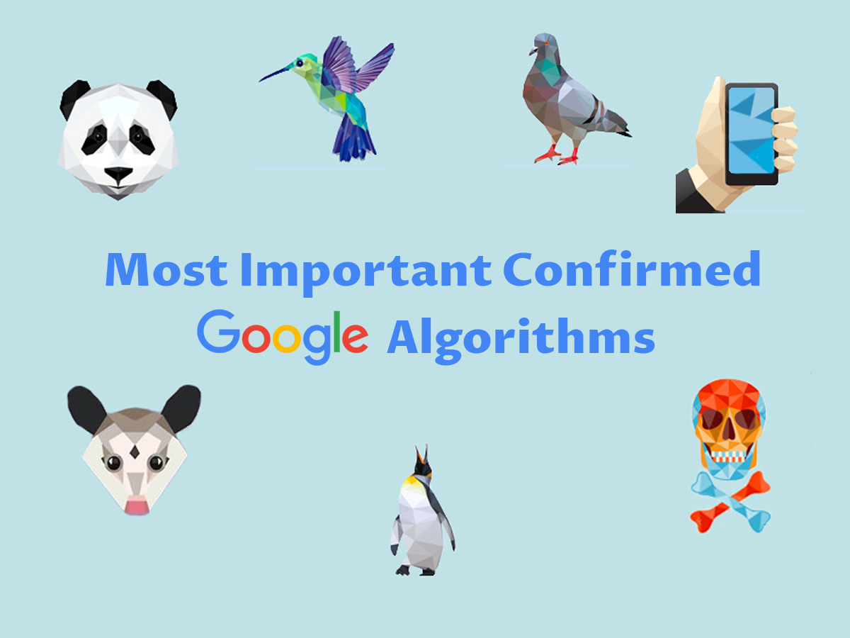 Most Important Confirmed Google Algorithms Since Autumn 2016 (WP Daddy Launch)