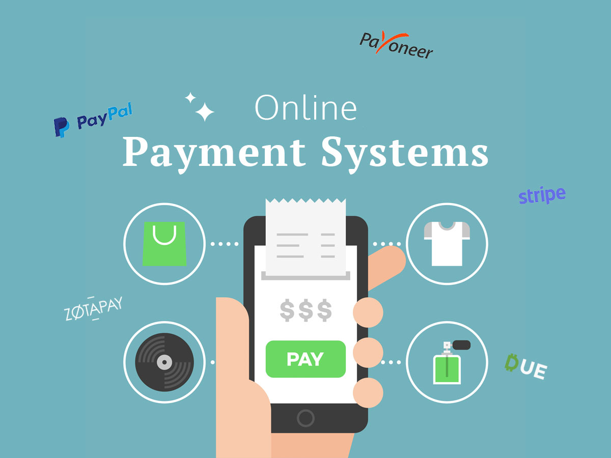Online Payment Systems to Instantly Accept and Send Money - WP Daddy
