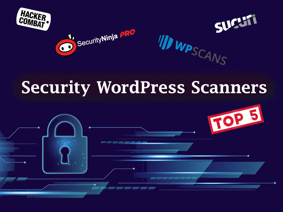 Security WordPress Scanners