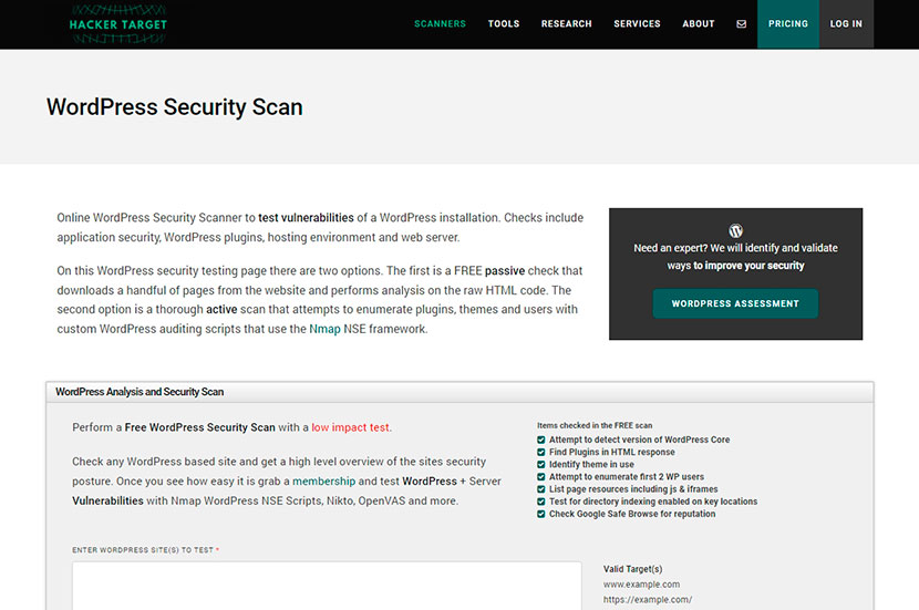 Best WordPress Scanners to Find Security Problems - WP Daddy