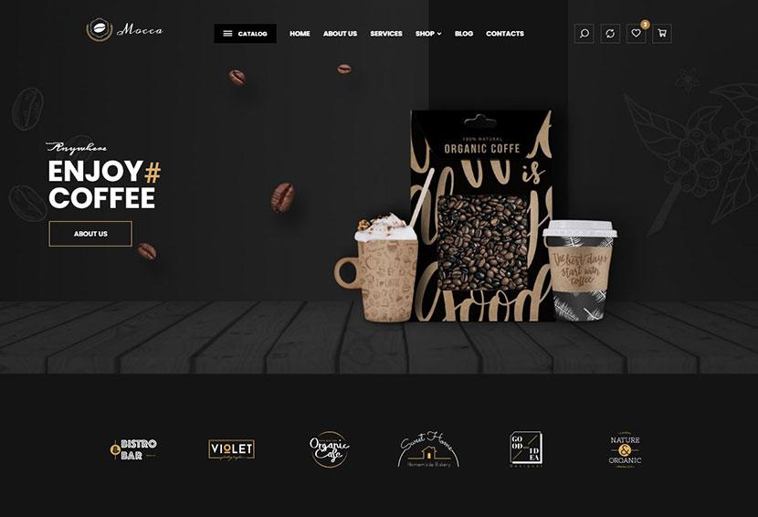 Mocca - Coffee Shop & Cafe