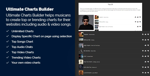Newest WordPress Media Plugins for Charts, Audio Players - WP Daddy