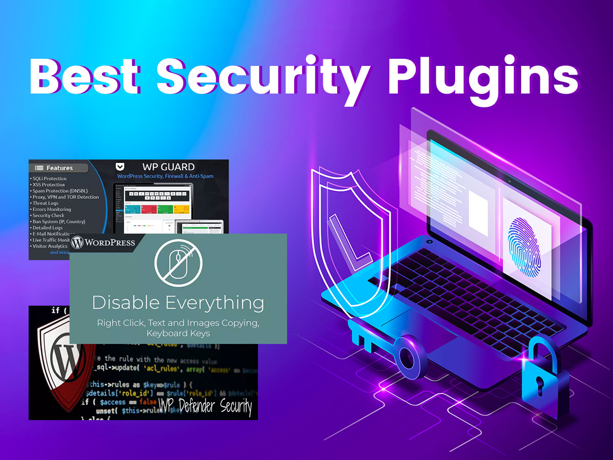Best Security Plugins to Defend Your WP Website