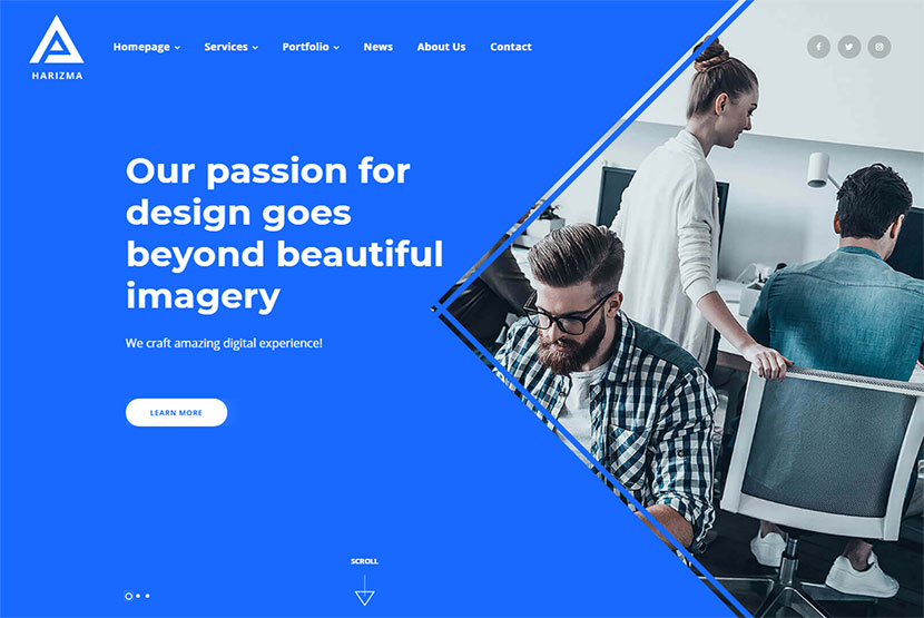 20+ IT Solutions and Technology WordPress Themes - WP Daddy