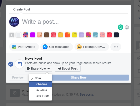 How to Manage Your Company's Facebook Page - WP Daddy