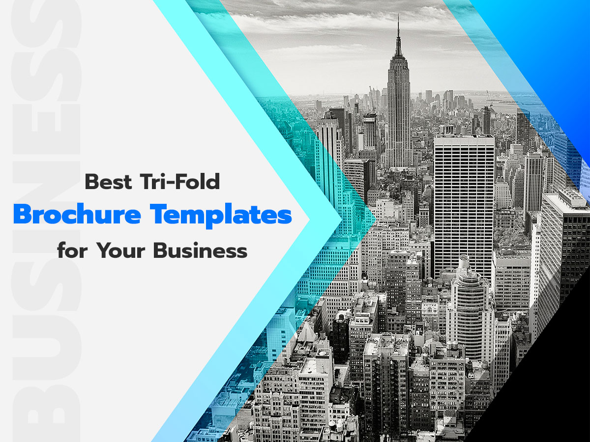 Best Tri-Fold Brochure Templates for Your Business
