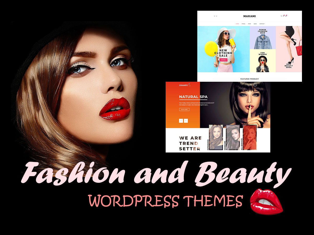 20 Fashion and Beauty WordPress Themes to Keep Your Mood Good