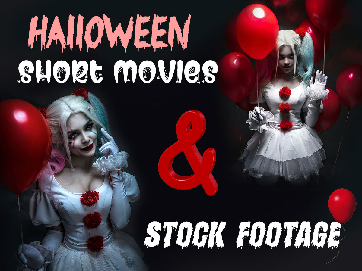 Halloween Short Movies and Stock Footage