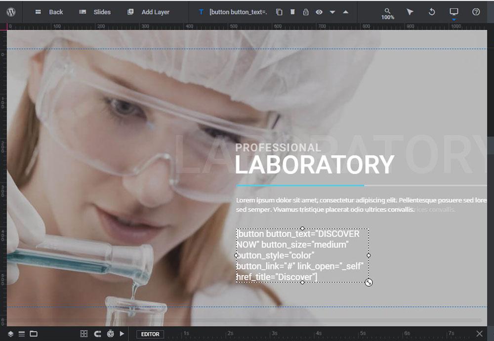 image background slider