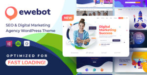 Ewebot Marketing WordPress Theme